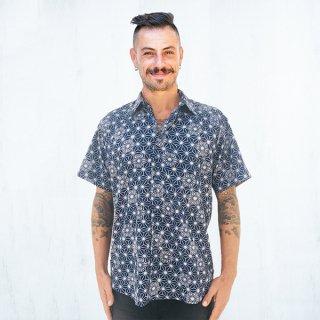 BLACKMAMBAメンズシャツ 1019