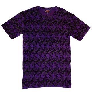 サイケデリックTシャツ 男女兼用 フェス服 20019
