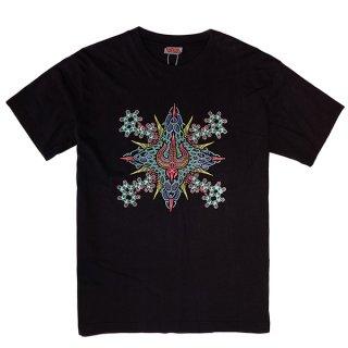 サイケデリックTシャツ 男女兼用 フェス服 22019