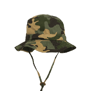 [ism] Camo Hat