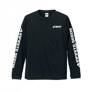 [ism] dry mesh long T-shirt