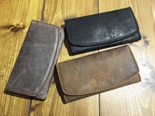 yuk - FLAP LONG WALLET