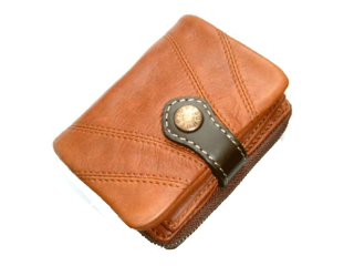 FADE LEATHER - WALLET