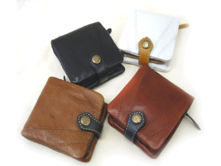 FADE LEATHER - WALLET S