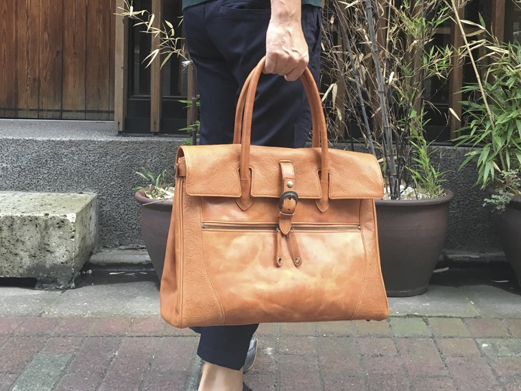 e'stabliss antique -  FLAP TOTE
