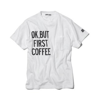 <img class='new_mark_img1' src='//img.shop-pro.jp/img/new/icons8.gif' style='border:none;display:inline;margin:0px;padding:0px;width:auto;' />FIRST COFFEE Tee // Surfing Coffee