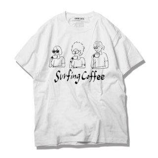 HUMAN Tee // Surfing Coffee