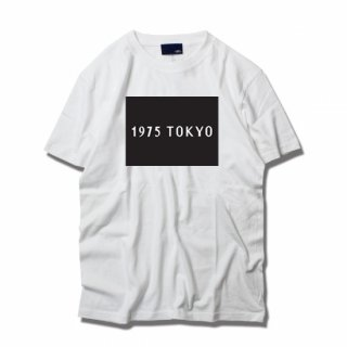 <img class='new_mark_img1' src='//img.shop-pro.jp/img/new/icons20.gif' style='border:none;display:inline;margin:0px;padding:0px;width:auto;' />BOX & LOGO Tee // 1975tokyo