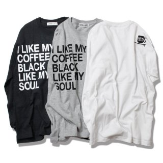 SC ルーズフィット LS TEE // Surfing Coffee