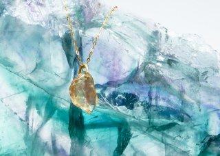「世界にひとつの宝物になる」オレゴン産 サンストーン 原石 ペンダント