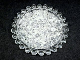 【送料180円】パワーストーン 浄化 のマストストーン 水晶 さざれ 50g