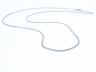 Silver 925 ネックレス チェーン 60cm