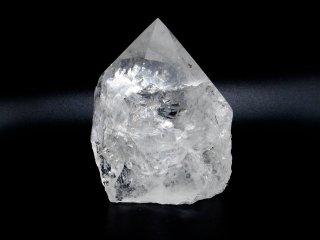 虹入り水晶ポイント(1)0.34�