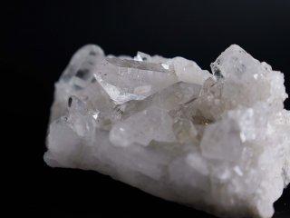 ブラジル産 水晶 クラスター 318.9g(6)