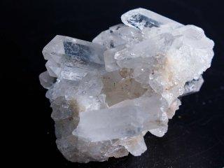 ブラジル産 水晶 クラスター 252.2g(15)