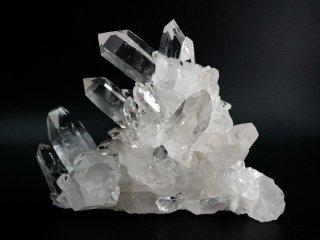 ゼッカ・ジ・ソウザ産 水晶 クラスター 421.8g