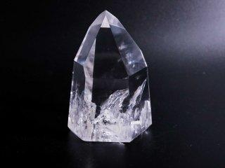 レムリアンシード ブラジル産 水晶ポイント B 206.5g