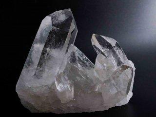 トマスゴンザガ産 水晶 クラスター A 435.6g