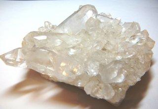 ブラジル産 水晶クラスター 329g