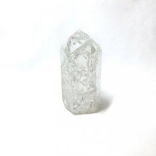 クラック水晶 ポイント1