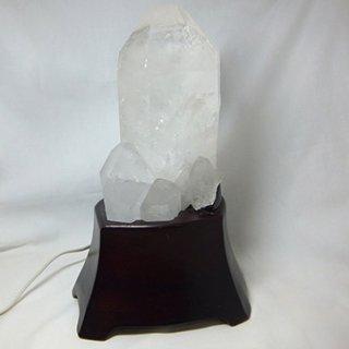 水晶 インテリアライト