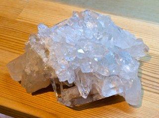 ブラジル産水晶クラスター 312g