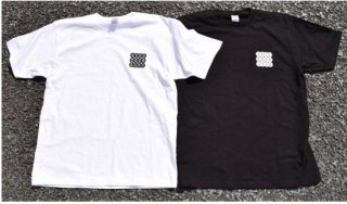 MEDITATIVE LOGO T-SHIRT (BLACK) サイズM