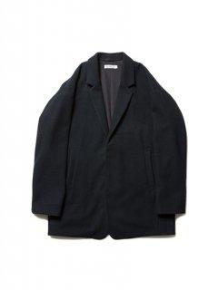 Wool Mossa Chester Coat (Short)