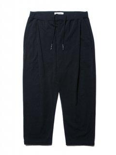 Heavy Cotton Sarrouel Easy Pants