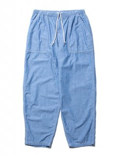 Chambray Baker Easy Pants