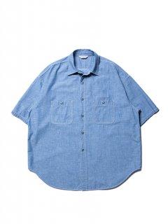 Chambray Work S/S Shirt