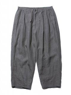 Linen 2 Tuck Easy Pants