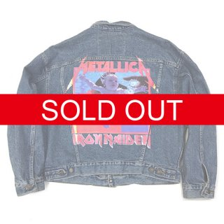 VINTAGE LEVIS DENIM TRUCKER JACKET