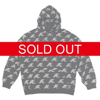 Æ ALL OVER HOODIE