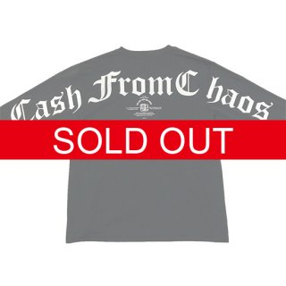 Æ CASH FROM CHAOS L/S TEE