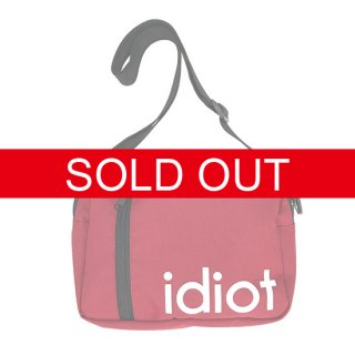 idiot SHOULDER BAG