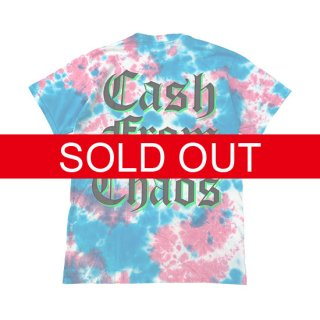 Æ CASH FROM CHAOS TIE DYE TEE