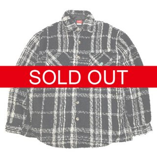 Æ  TWEED SHIRTS JACKET
