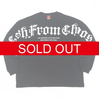 Æ CASH FROM CHAOS BIG L/S TEE
