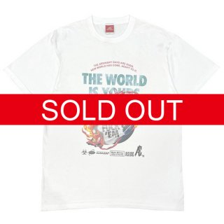 Æ THE WORLD IS YOURS TEE