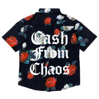 Æ CASH FROM CHAOS ROSE SHIRT