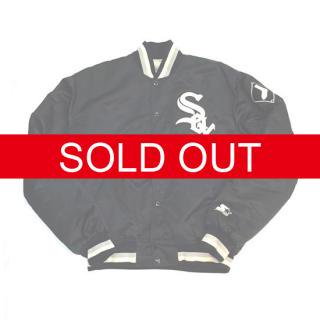 VINTAGE CHICAGO WHITE SOX STARTER JACKET