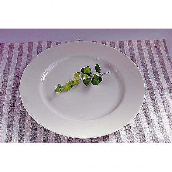 ディナー皿 クラシックホワイト 訳あり