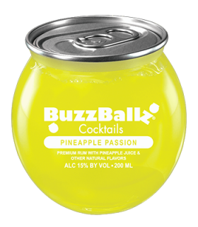 <img class='new_mark_img1' src='https://img.shop-pro.jp/img/new/icons1.gif' style='border:none;display:inline;margin:0px;padding:0px;width:auto;' />BuzzBallz Pineapple Passion
