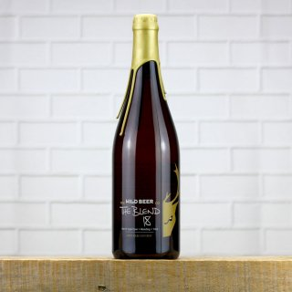 Wild Beer The Blend 2018</br> Alc.4.9% 750ml