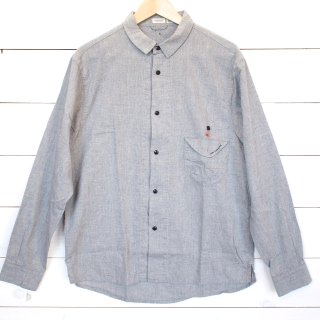 rulezpeeps(ルールズピープス)  GOODAY SHIRTS LINE ORGANIC COTTON