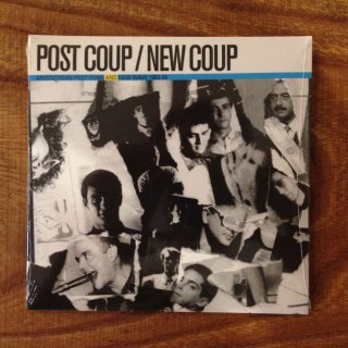 Alejandro Cohen - Post Coup/New Coup - Argentinian New Wave/Post Punk (Mix CD)