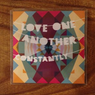 FROSTY (DUBLAB) - LOVE ONE ANOTHER CONSTANTLY (Mix CD)