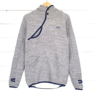 rulezpeeps(ルールズピープス) Chari Parka(Gray)<img class='new_mark_img2' src='//img.shop-pro.jp/img/new/icons13.gif' style='border:none;display:inline;margin:0px;padding:0px;width:auto;' />