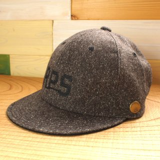 rulezpeeps(�롼�륺�ԡ��ץ���Tweed Baseball Cap  (Brown)<img class='new_mark_img2' src='//img.shop-pro.jp/img/new/icons13.gif' style='border:none;display:inline;margin:0px;padding:0px;width:auto;' />
